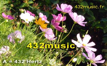boutique 432 MUSIC mp3 wav ogg CD DVD
